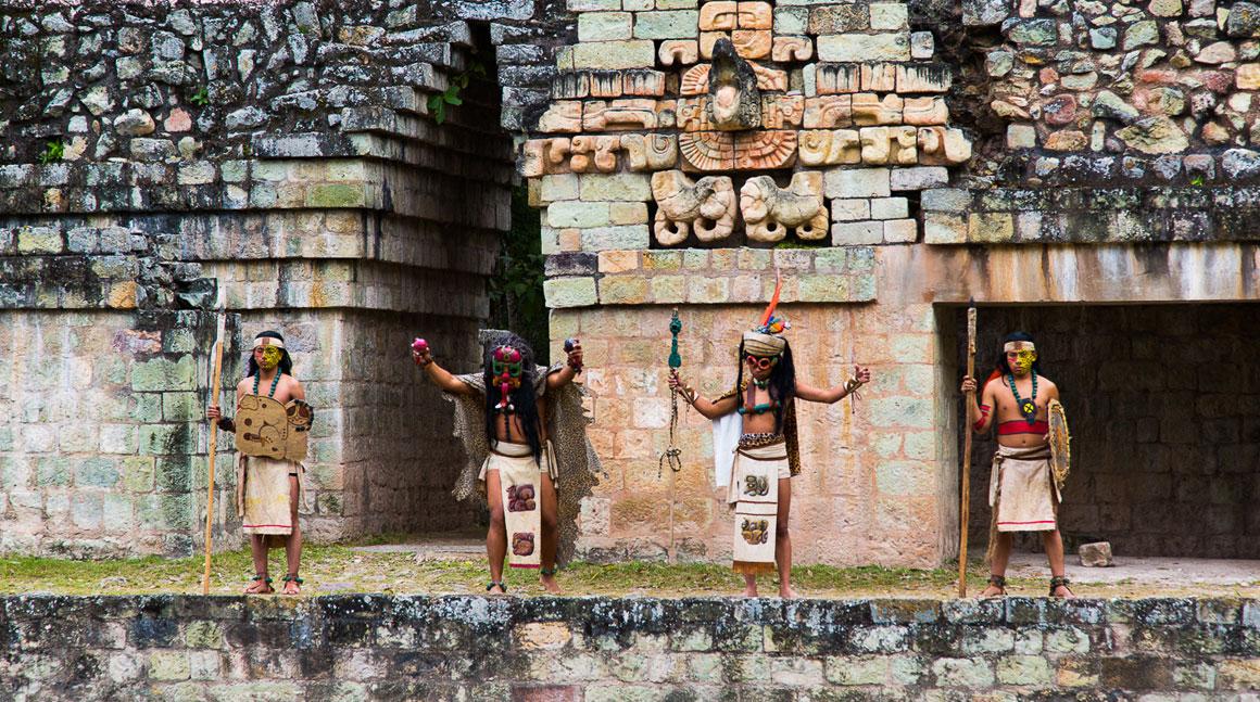 Birding and Mayan Culture